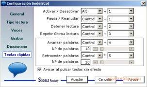SodelsCot  Estándar 3.9 Español imagen 2