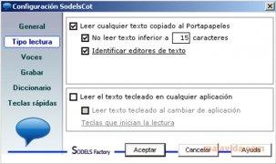 SodelsCot  Estándar 3.9 Español imagen 3