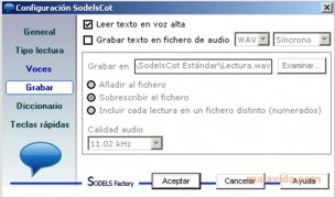 SodelsCot  Estándar 3.9 Español imagen 4