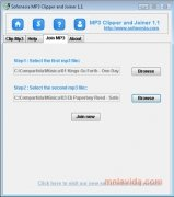 Sofonesia MP3 Clipper and Joiner imagen 2 Thumbnail
