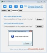 Sofonesia MP3 Clipper and Joiner imagen 3 Thumbnail