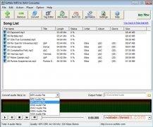 Softdiv MP3 to WAV Converter imagem 1 Thumbnail