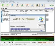 Softdiv MP3 to WAV Converter bild 3 Thumbnail