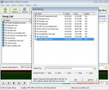 Softdiv MP3 to WAV Converter bild 5 Thumbnail