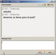 Softros LAN Messenger immagine 2 Thumbnail