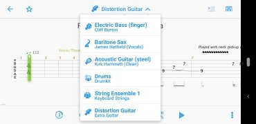 Songsterr Guitar Tabs & Chords bild 4 Thumbnail
