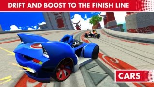Sonic & All-Stars Racing Transformed image 2 Thumbnail