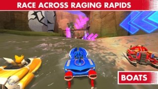 Sonic & All-Stars Racing Transformed imagem 3 Thumbnail