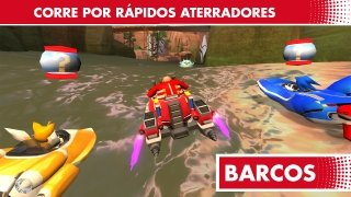 Sonic & All-Stars Racing Transformed bild 5 Thumbnail