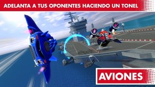 Sonic & All-Stars Racing Transformed bild 6 Thumbnail