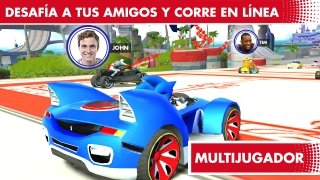Sonic & All-Stars Racing Transformed bild 7 Thumbnail