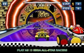 Sonic & SEGA All-Stars Racing immagine 2 Thumbnail
