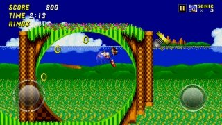 Sonic The Hedgehog 2 Classic bild 5 Thumbnail