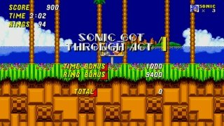 Sonic The Hedgehog 2 Classic bild 7 Thumbnail