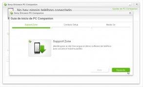Sony Ericsson PC Companion image 2 Thumbnail
