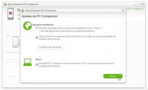 Sony Ericsson PC Companion image 3 Thumbnail