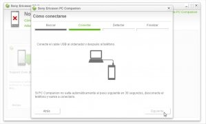 Sony Ericsson PC Companion image 4 Thumbnail