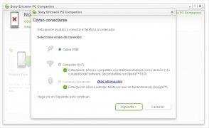 Sony Ericsson PC Companion image 6 Thumbnail