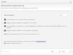 Sony Ericsson Update Service immagine 1 Thumbnail