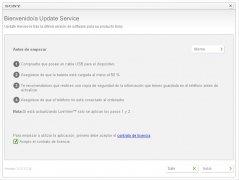 Sony Ericsson Update Service imagen 1 Thumbnail