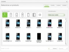 Sony Ericsson Update Service immagine 2 Thumbnail