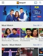 SonyLIV - LIVE Cricket TV Movies Изображение 2 Thumbnail