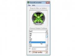 SoundConverter imagem 2 Thumbnail