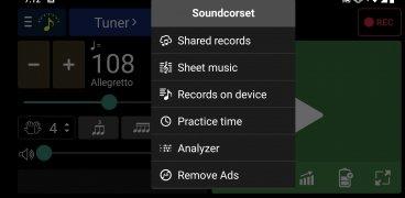 Soundcorset Tuner & Metronome image 4 Thumbnail