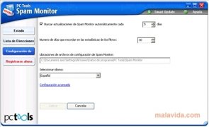 Spam Monitor immagine 2 Thumbnail