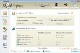 SPAMfighter imagem 1 Thumbnail