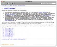 SpamSieve immagine 3 Thumbnail