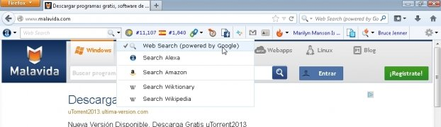 Sparky Alexa Toolbar image 4 Thumbnail