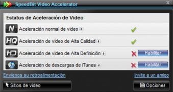 SpeedBit Video Accelerator imagen 1 Thumbnail