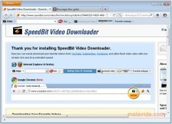 SpeedBit Video Downloader image 2 Thumbnail