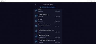 Speedtest imagen 6 Thumbnail