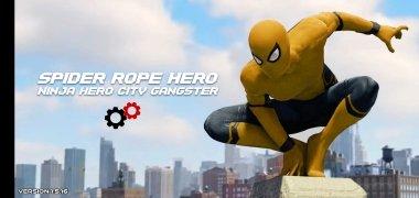 Spider Rope Hero imagen 2 Thumbnail