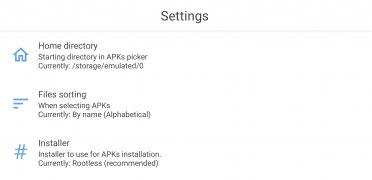 Split APKs Installer imagem 6 Thumbnail