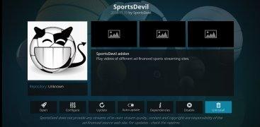 SportsDevil imagem 1 Thumbnail