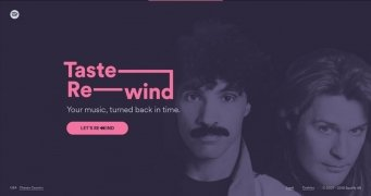 Spotify Taste Rewind Изображение 1 Thumbnail