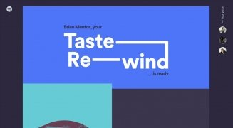 Spotify Taste Rewind image 4 Thumbnail