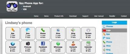 Spy Phone App image 1 Thumbnail