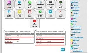 Spy Phone App image 2 Thumbnail