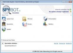 Spybot Search & Destroy imagen 1 Thumbnail
