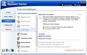 Spyware Doctor image 3 Thumbnail