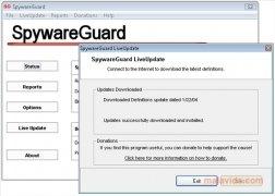 SpywareGuard imagen 2 Thumbnail
