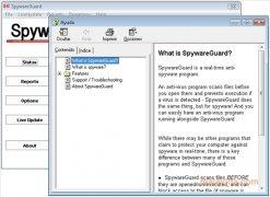 SpywareGuard imagen 3 Thumbnail