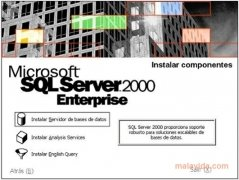 SQL Server 2000 SP1 image 2 Thumbnail