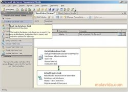 SQL Server 2005 SP2 image 2 Thumbnail