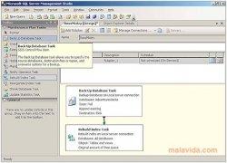 SQL Server 2005 SP2 imagen 2 Thumbnail