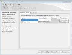 SQL Server 2012 imagen 3 Thumbnail
